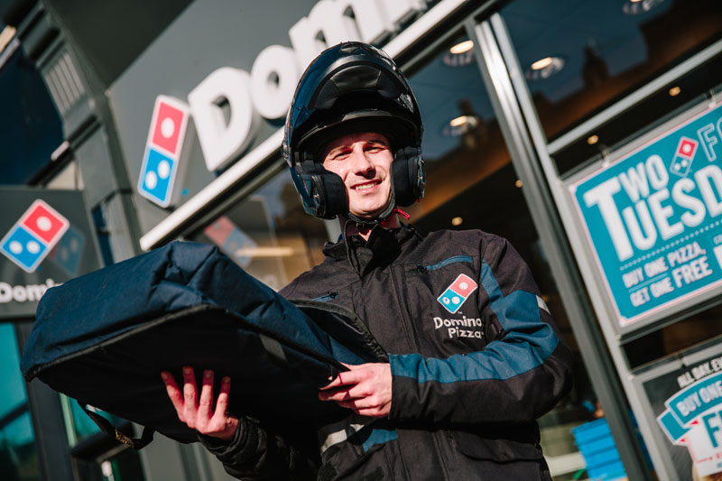 Domino's: forms JV to acquire German Joey's Pizza